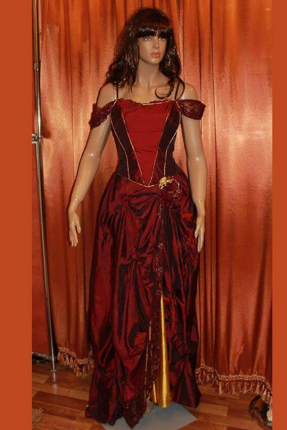 4012 Платье