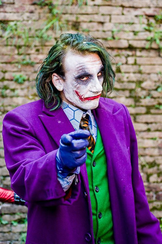 4762 Джокер Бетмен под заказ