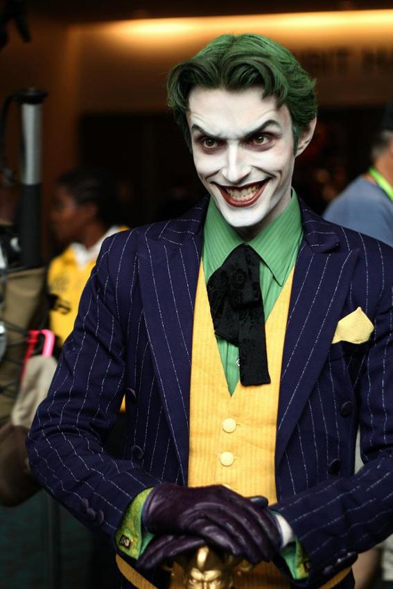 4769 Джокер Бетмен