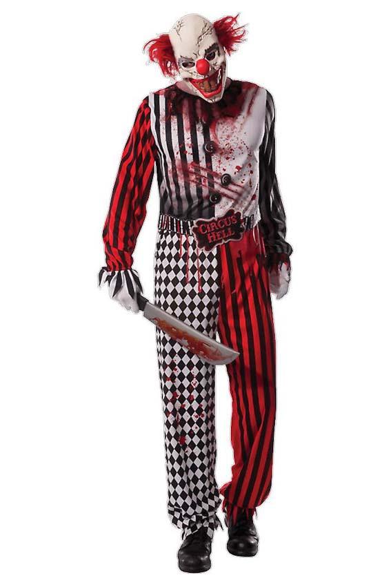 9815 Адский клоун