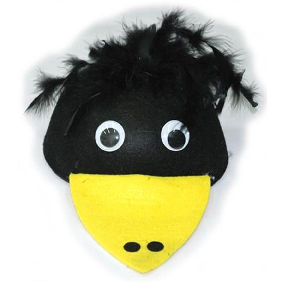 1545 1 Ворона шапочка