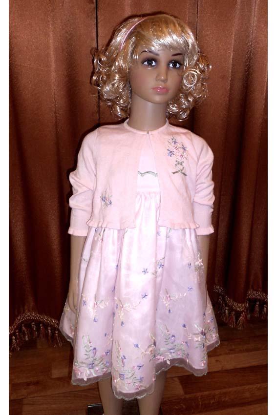 1644 Платье 92 104
