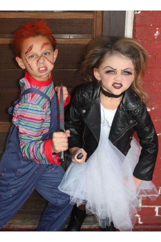 2453 Невеста Кукла Чаки