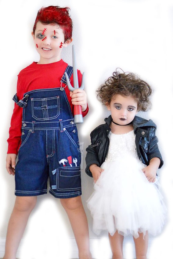 2458 Невеста Кукла Чаки