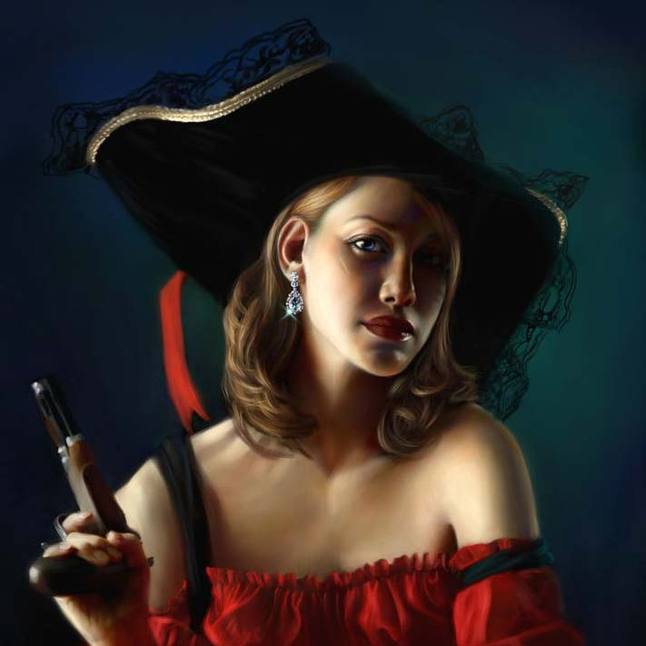 3 Пираты женские