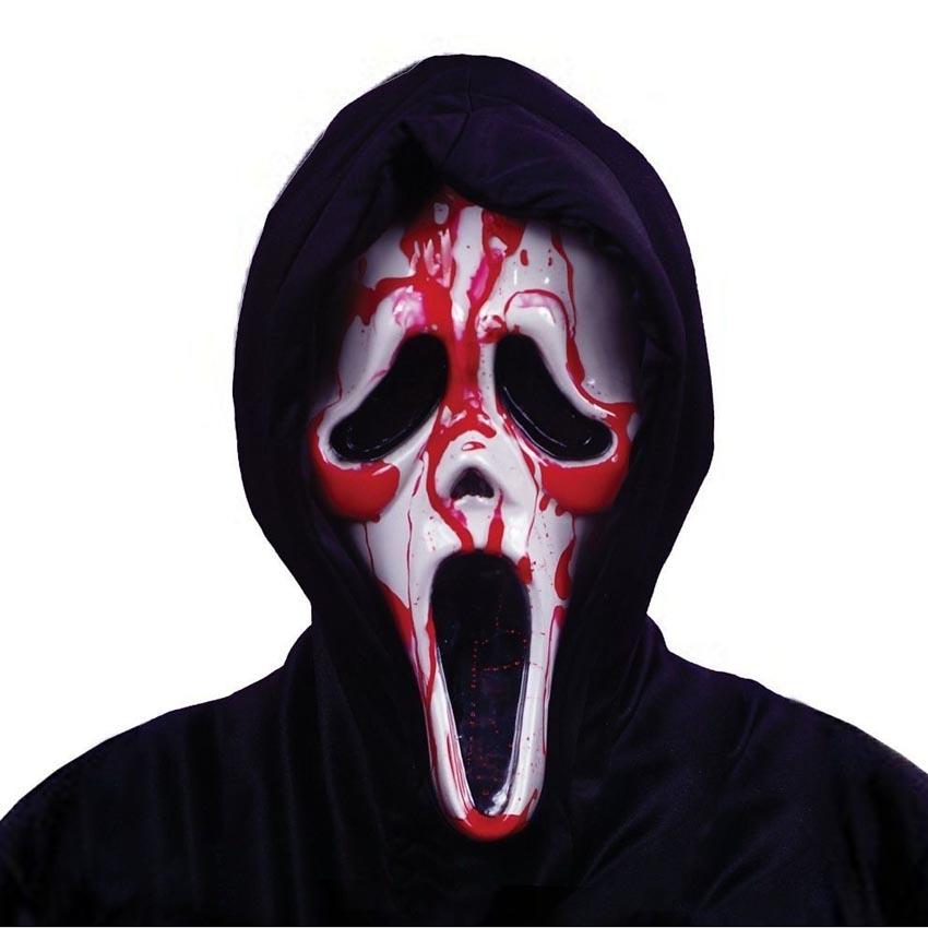 3214 Крик маска кровавая