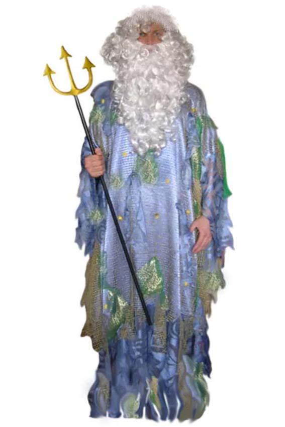 3691 Водяной Тритон Морской царь