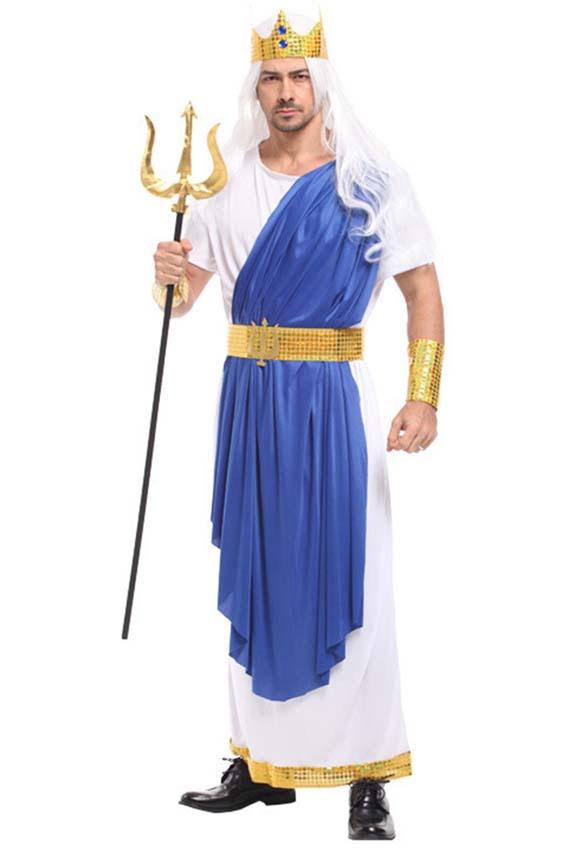 3695 Водяной Тритон Морской царь
