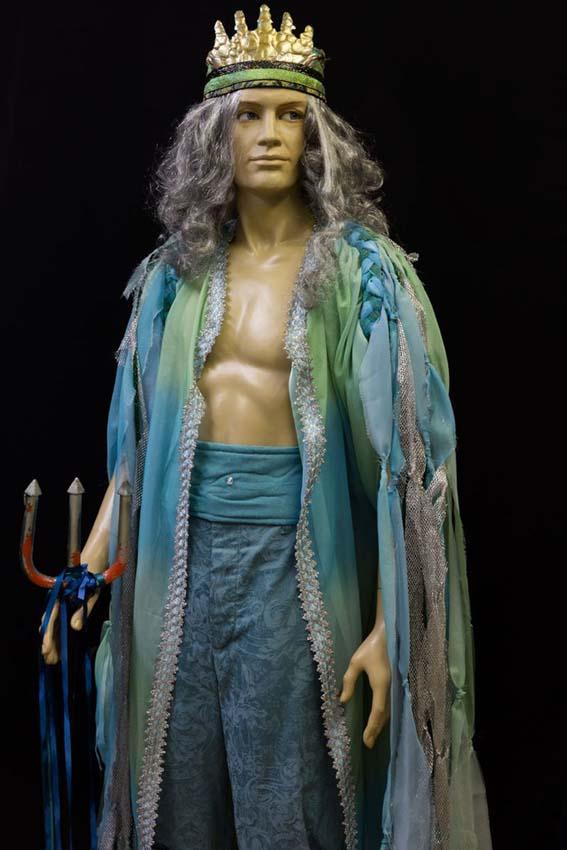 3696 Водяной Тритон Морской царь Нептун