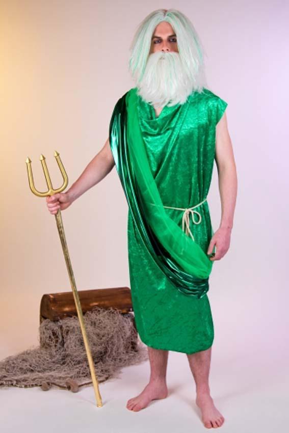 3698 Водяной Тритон Морской царь