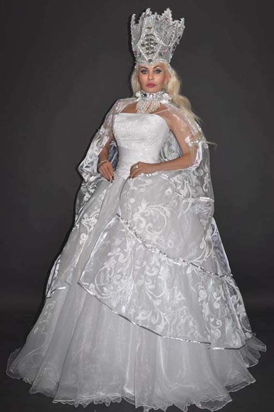 3715 Снежная королева