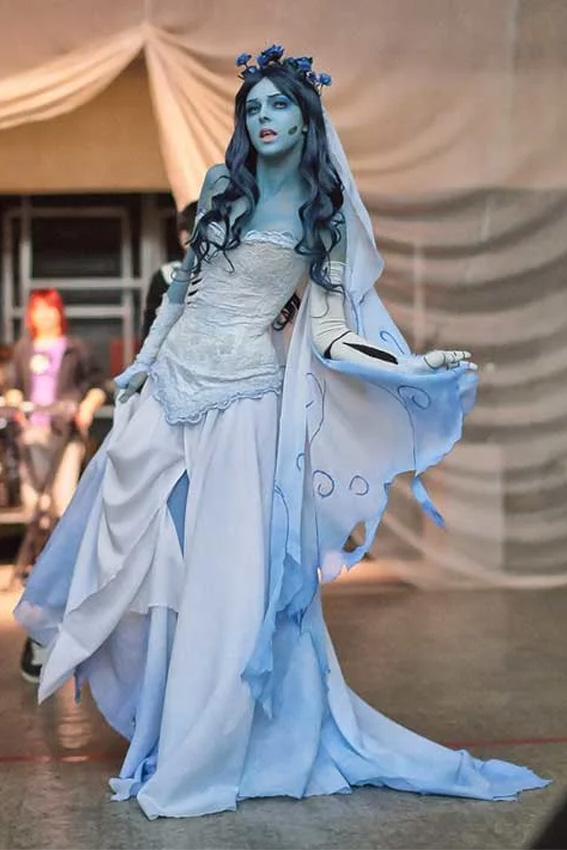6895 Мертвая невеста под заказ