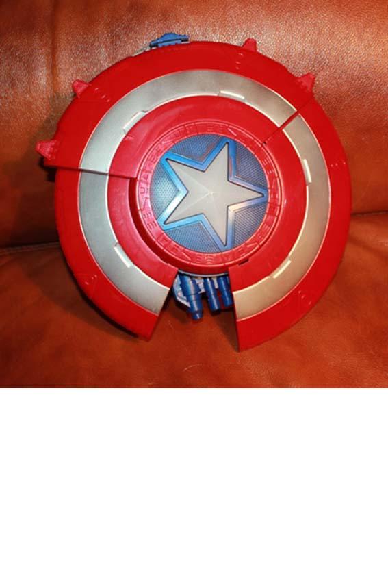 7293 1 Щит Капитан Америка