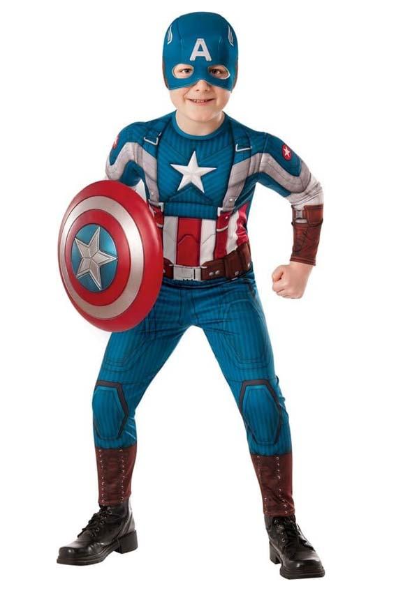 7985 1 Капитан Америка