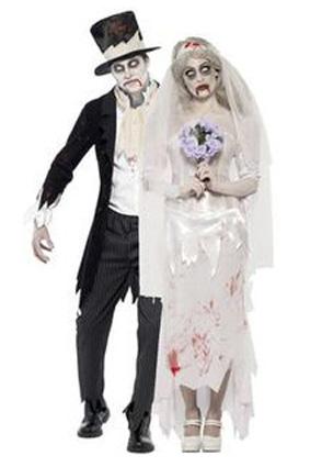 8546 Зомби свадьба