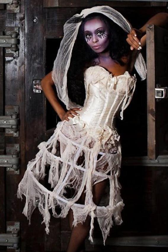 8575 Зомби невеста под заказ