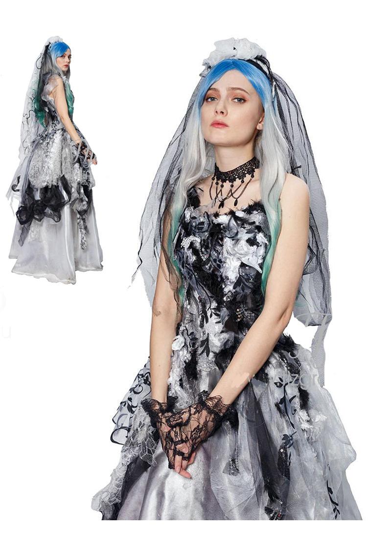 8745 Зомби невеста