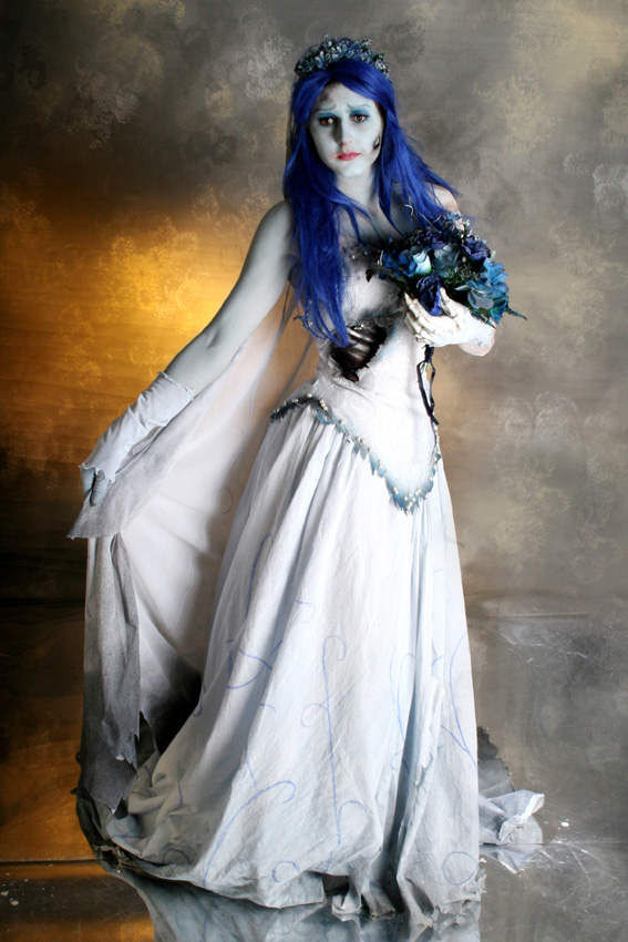 8954 Мертвая невеста под заказ