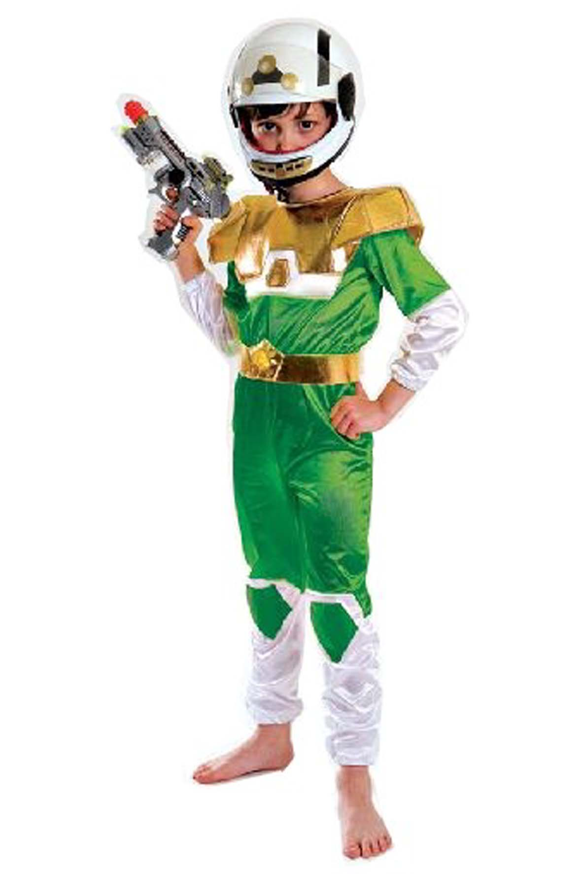 9332 Рейнджер космический зеленый